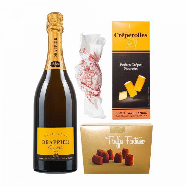 Champagner Geschenk | Drappier