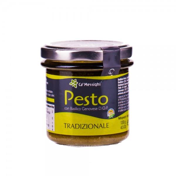 Ca' Messighi | Pesto Basilico Genovese D.O.P. Traditionale | 130g