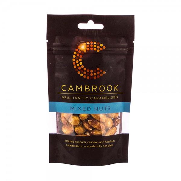Cambrook Karamellisierte gemischte Nüsse