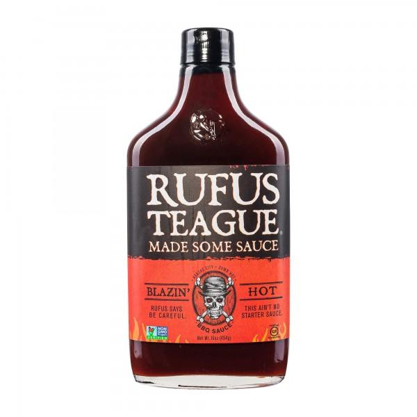 Rufus Teague | Blazin Hot BBQ Sauce