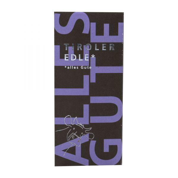 Tiroler Edle | Schokolade Alles Gute