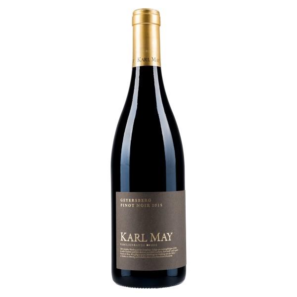 Karl May | Geyersberg Pinot Noir | 2015 [BIO]
