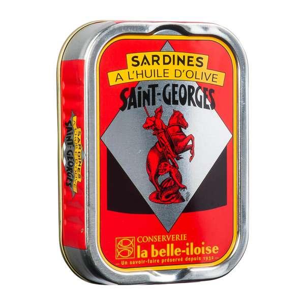La belle-iIloise | Sardinen Saint George | 115g