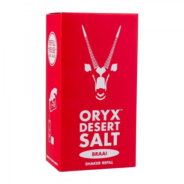 Oryx | Braai BBQ Salz | 125g