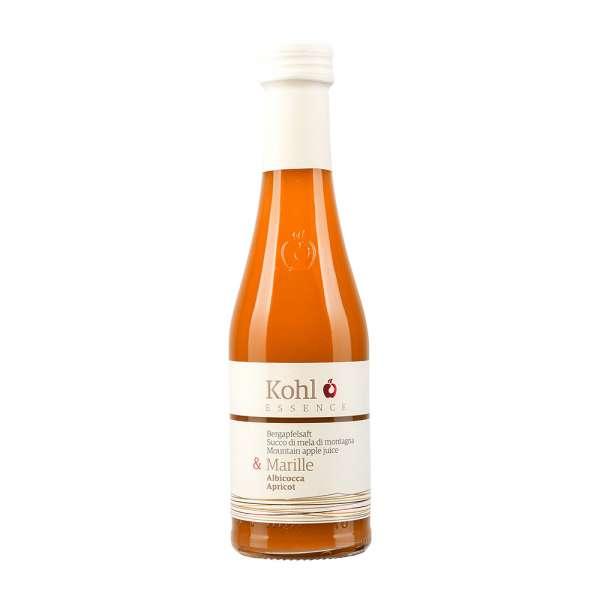 Kohl Essence | Apfelsaft mit Marille | 200ml