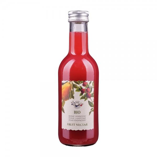 Alpe Pragas Fruit Nectar Birne Himbeere [BIO]
