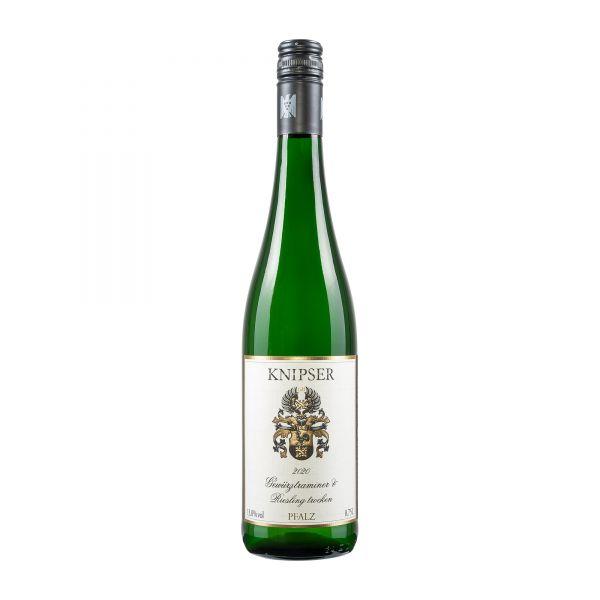 Weingut Knipser   Gewürztraminer Riesling   2020