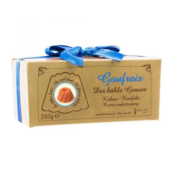 Goufrais | Kakao Konfekt | Geschenkpackung | 250g