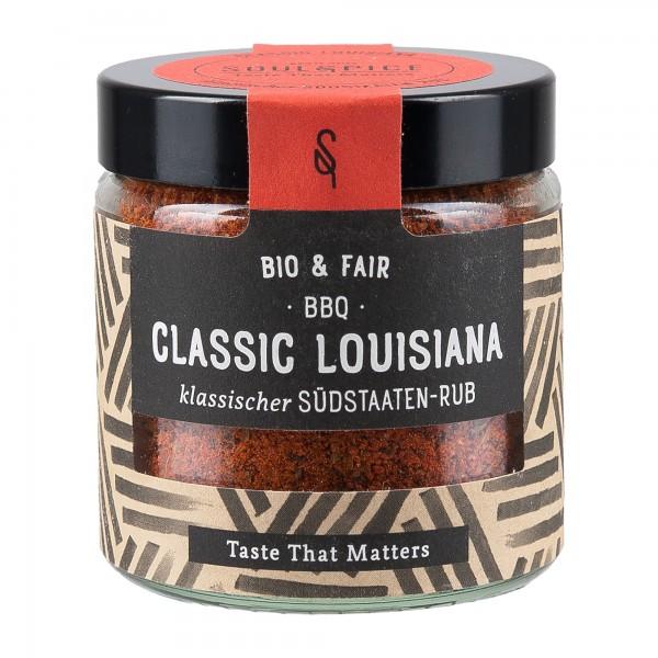 Soul Spice Gewürze | BBQ Classic Louisiana 65g [BIO] [FAIR]