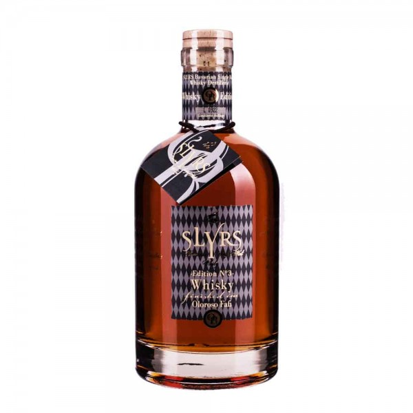 Slyrs Single Malt Whisky Oloroso 46% 350ml