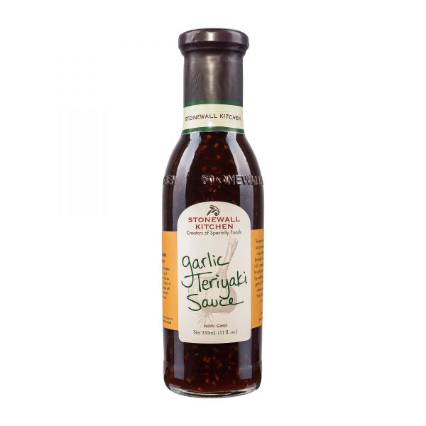 Stonewall Kitchen | Garlic Teriyaki Sauce | Marinade | 330ml