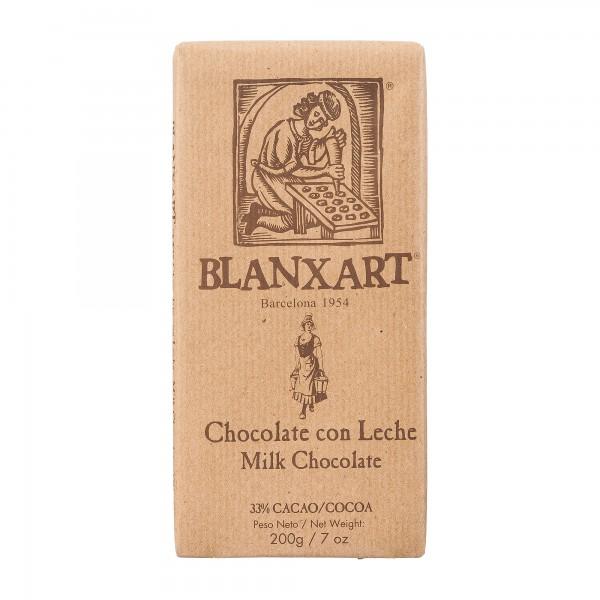 Blanxart | Milchschoklade 33% | 200g