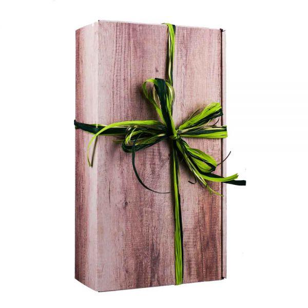 Geschenkverpackung   2er Karton für Ihr Geschenk
