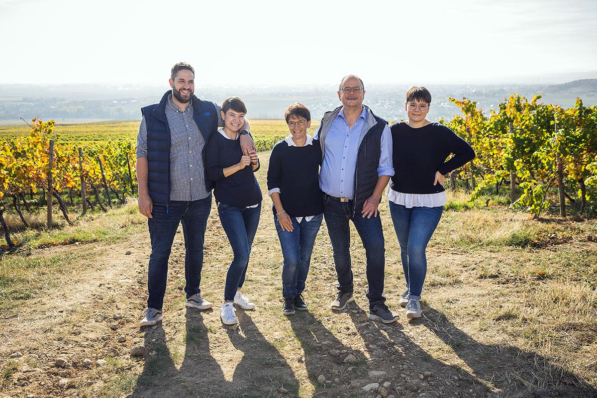 Metzger Wein Familie