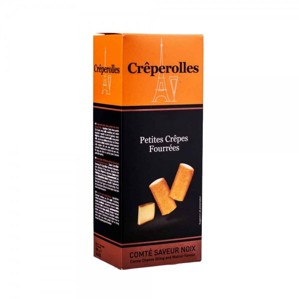 MillCrepes Creperolles Comte Walnuss