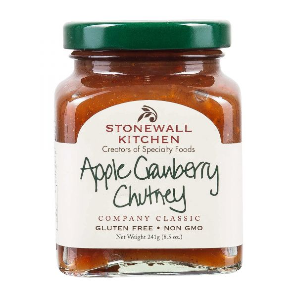 Stonewall Kitchen | Apple Cranberry Chutney
