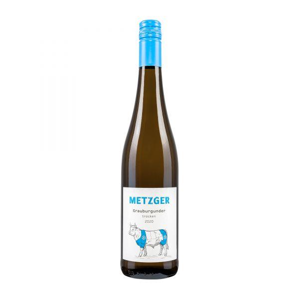 Metzger | Grauburgunder | 2020